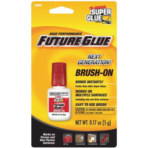 Super Glue SGC15099M SUPER GLUE 15099 Future Glue In Brush On