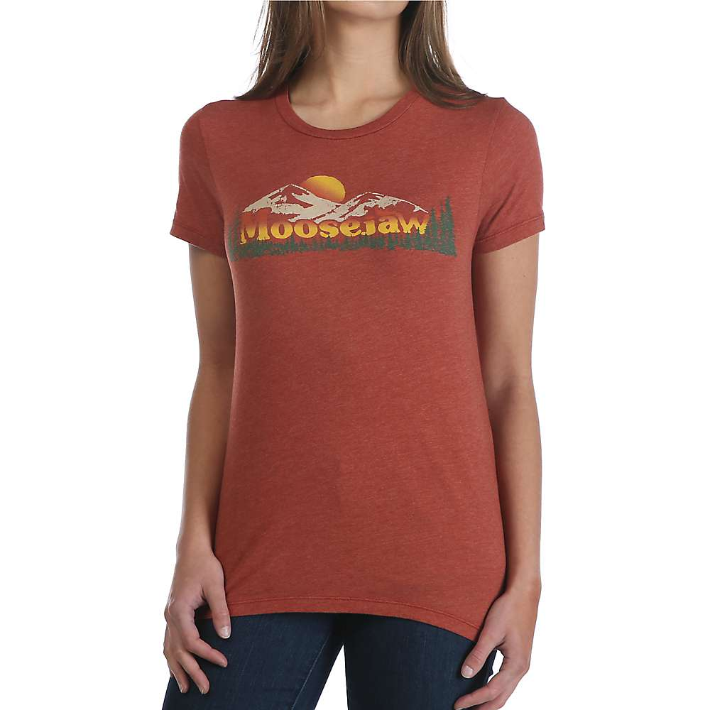 Moosejaw Women's Wherever I May Roam Vintage Regs SS Tee