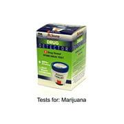 (1 Pack) AllSource Drug Detector Home Marijuana Drug Test