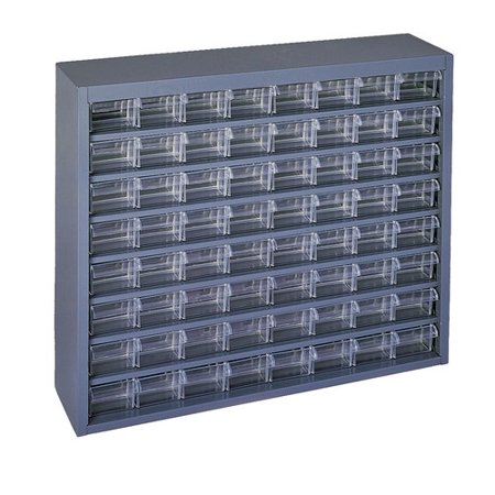 Durham Manufacturing 64-Drawer Small Parts Organizer