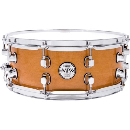 MPX Maple Snare Drum - Maple Shell Snare Drum