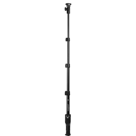 3-IN-1 Extendable Selfie Stick 16''-47'' + h Remote Control Shutter + Handheld Monopod Tripod Mount for iPhone X, 8 7 6S, for Samsung Galaxy Note 8 S9/S8/S7 - image 6 de 9