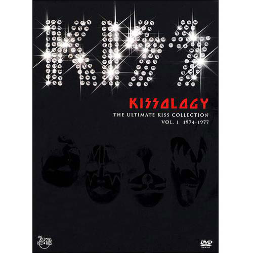 KISSology: The Ultimate Kiss Collection, Vol.1: 1974-1977 (2 Discs Music DVD)