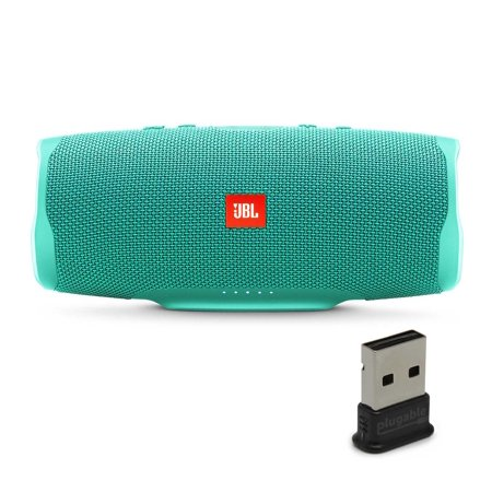 JBL JBLCHARGE4TEAL-USB-BT4LE
