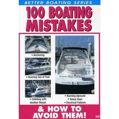 100 Boating Mistakes & How to Avoid Them by