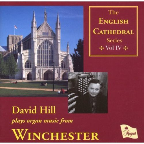 English Cathedral Series: 4 - Winchester