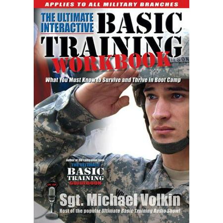 - Ultimate Interactive Basic Training Workbook - eBook