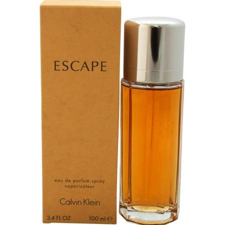 2 Pack - Escape By Calvin Klein Eau de Parfum Spray 3.4 oz Calvin Klein Escape