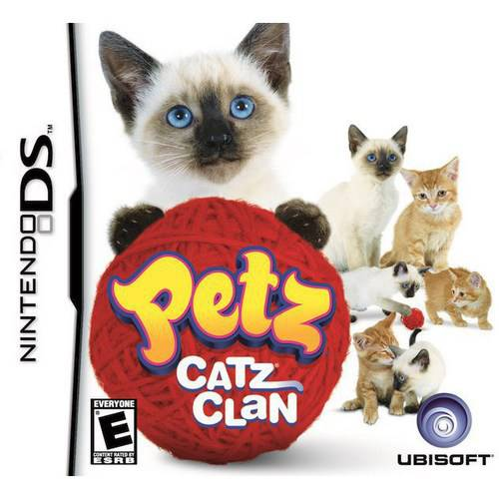 Petz Catz Clan - Nintendo DS