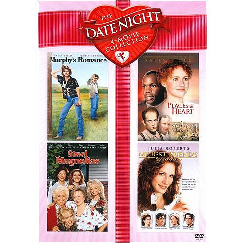 The Date Night Collection: Murphy's Romance / My Best Friend's Wedding / Places In The Heart / Steel Magnolias (Anamorphic Widescreen)