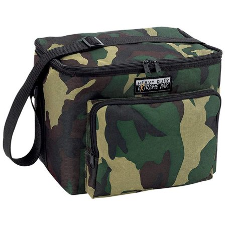 Extreme Pak™ Camouflage Water-Resistant, Heavy-Duty Cooler Bag