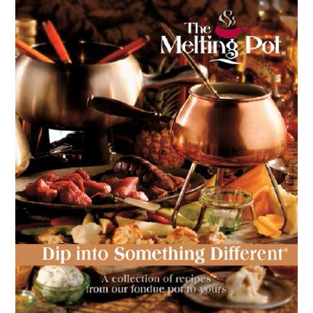 The Melting Pot: Dip Into Something Different : A Collection of Recipes from Our Fondue Pot to Yours](Halloween Nacho Dip Recipe)