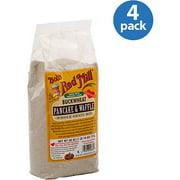 Bob's Red Mill Buckwheat Pancake & Waffle Whole Grain Mix, 26 oz, (Pack of 4)