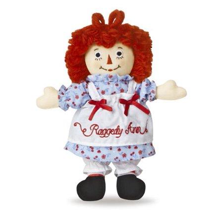 Raggedy Ann Classic Doll 8