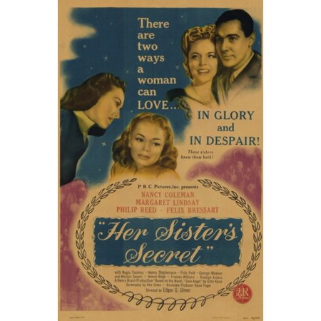 (Her Sisters Secret Movie Poster (11 x 17))
