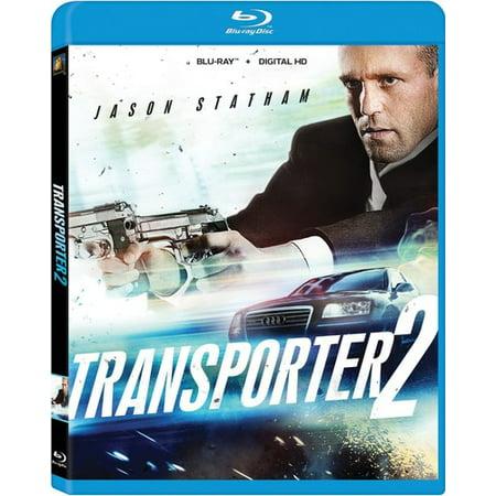 Transporter 2  Blu Ray