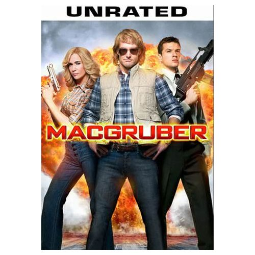 MacGruber (Unrated) (2010)