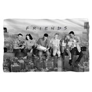 Friends Break Time Poly 36X60 Blanket White One Size