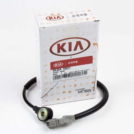 Genuine OEM Hyundai Kia Knock Sensor for 2001-05 Rio 0K30A-18921 Kia Rio Fender Replacement
