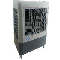 Hessaire MC37M 3,100 CFM 3-Speed Portable Evaporative Cooler - 950 Sq. Ft. - 10.3 Gallons