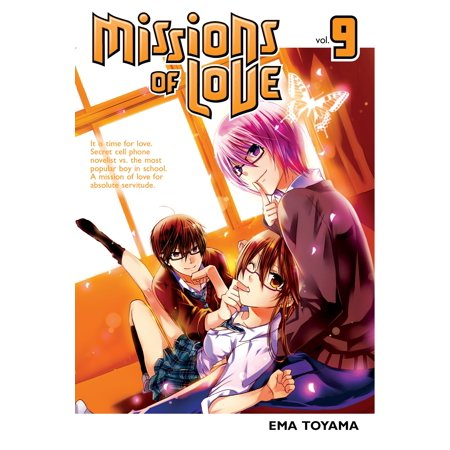 Missions Of Love  Volume 9