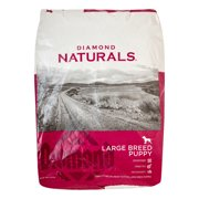 Diamond Naturals Large Breed Puppy Real Meat Recipe Natural Dry Dog Food