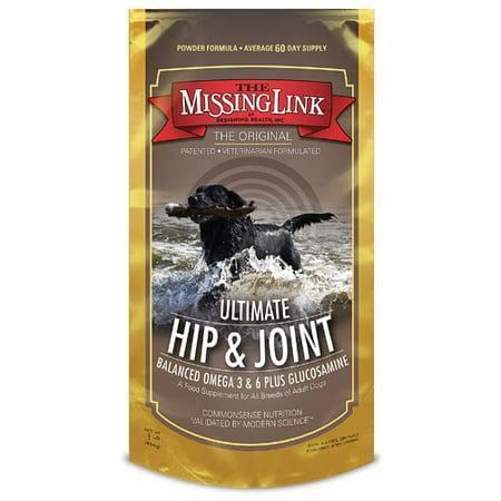 Missing Link Ultimate Canine Hip, Joint and Coat Formula, 1 Lb
