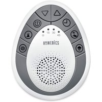 HoMedics Portable White Noise Sound Machine Battery Operated SS-1200