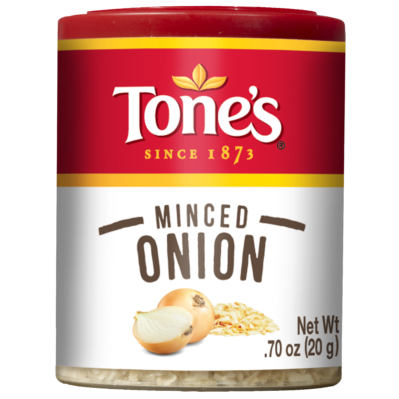 Tones Onion, Minced
