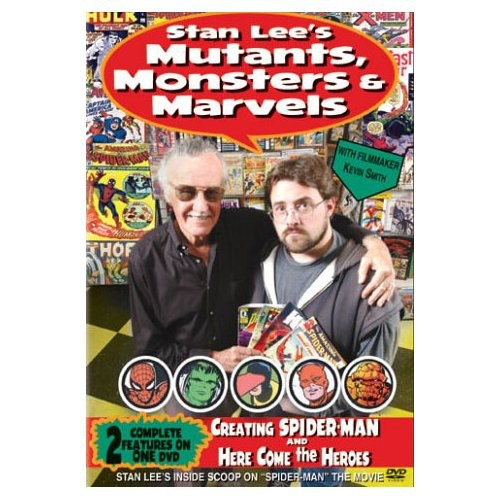 Stan Lee's Mutants, Monsters and Marvels (DVD)