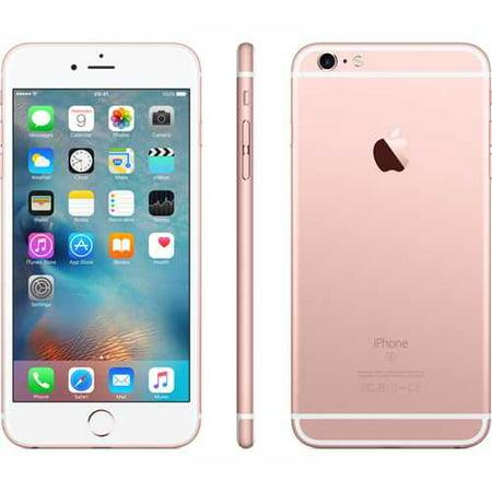 refurbished apple iphone 6s plus 16gb sprint rose gold. Black Bedroom Furniture Sets. Home Design Ideas