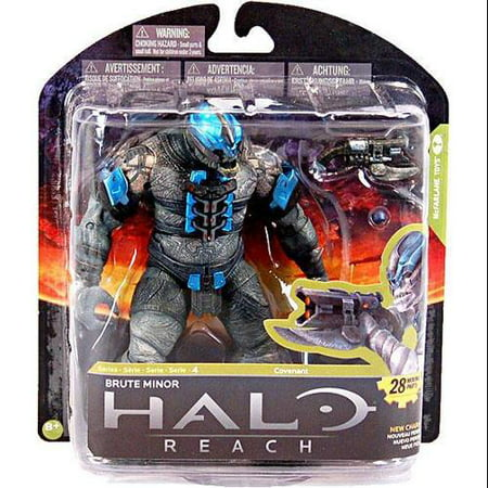 McFarlane Toys Halo Reach Halo Reach Series 4 Brute Minor Action Figure ()