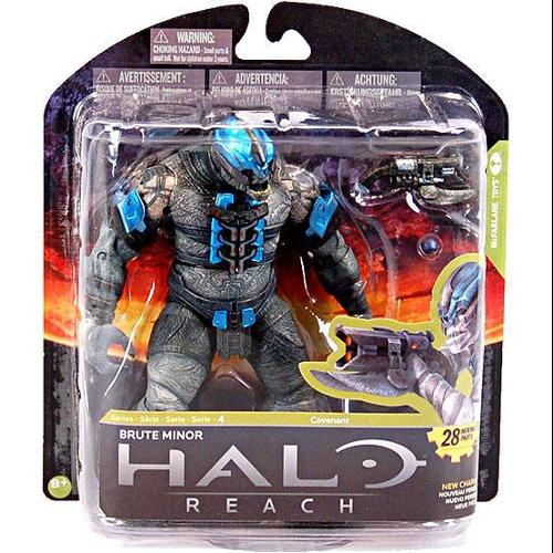McFarlane Toys Halo Reach Halo Reach Series 4 Brute Minor Action Figure