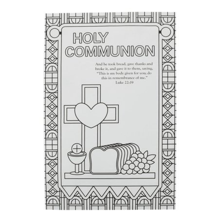 Color Your Own Communion Banners](Communion Banners)