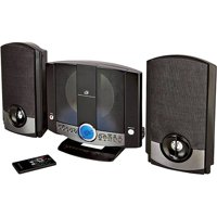 GPX Wall-Mountable Micro Stereo System