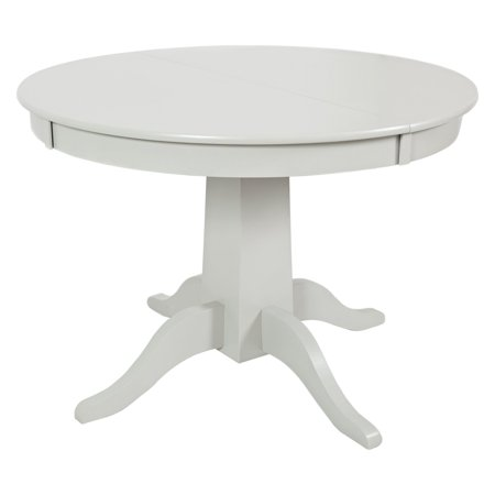 Oval Round Table - Jofran Everyday Classics 42-60 in. Round/Oval Dining Table