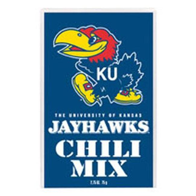 Hot Sauce Harrys 3242 KANSAS Jayhawks Chili Mix - 2. 75oz