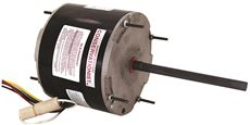 Century Fe6000F MasterfitPro Condenser Fan Motor, 5-5 8 In., 208-230 Volts, 2.6 1.8 Amps,... by Century