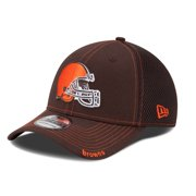 Cleveland Browns New Era Neo 39THIRTY Flex Hat - Brown