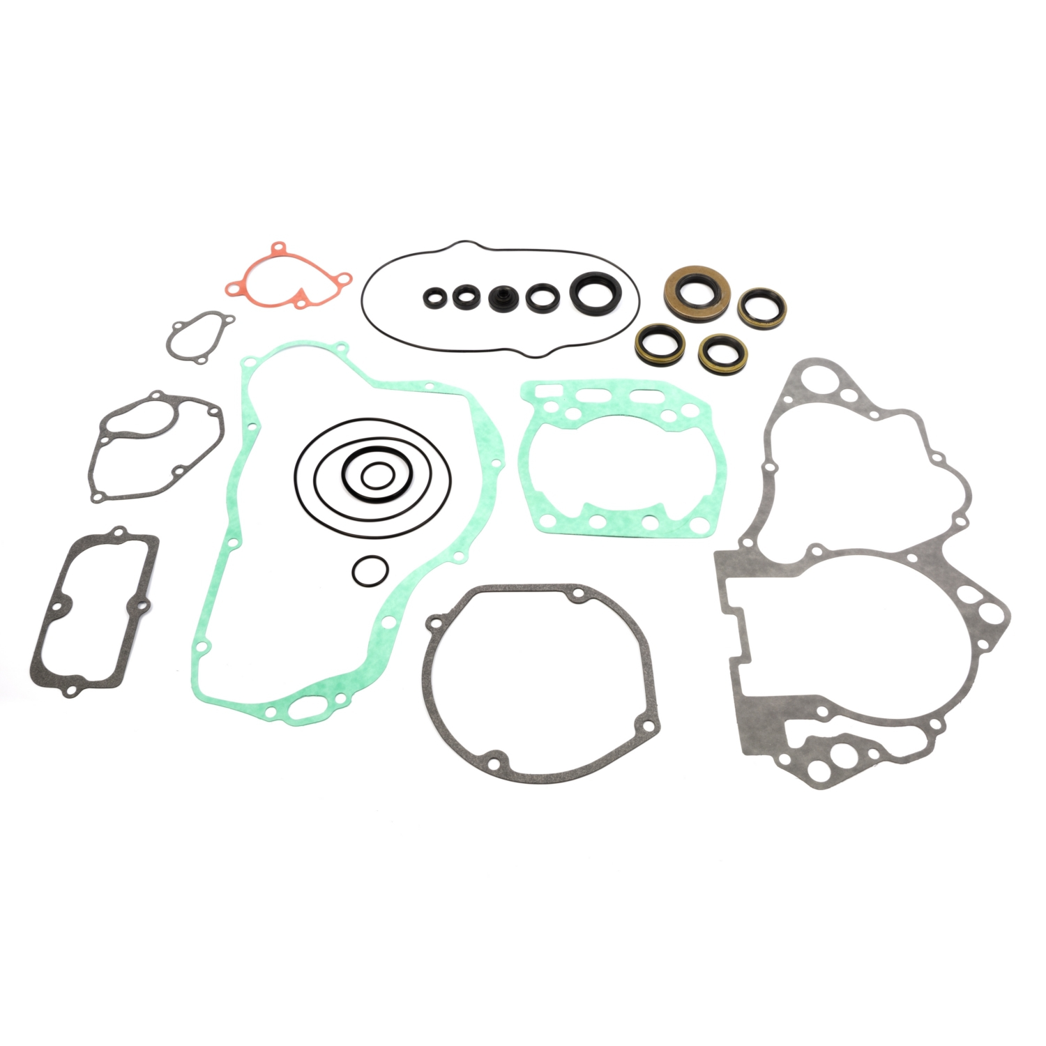 Winderosa Complete Gasket Sets with Oil Seals   #159708