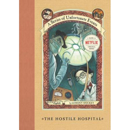 A Series of Unfortunate Events #8: The Hostile (Our Lady Of Peace Hospital Louisville Ky)