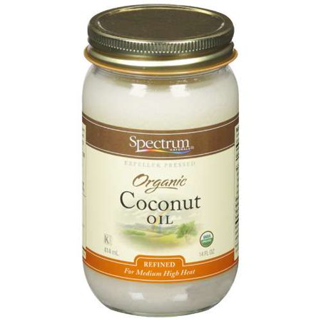 Spectrum Naturals Organic Coconut Oil Review