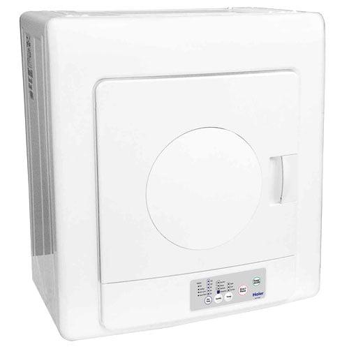 Haier 2.6 cu. ft. Compact Tumble Dryer