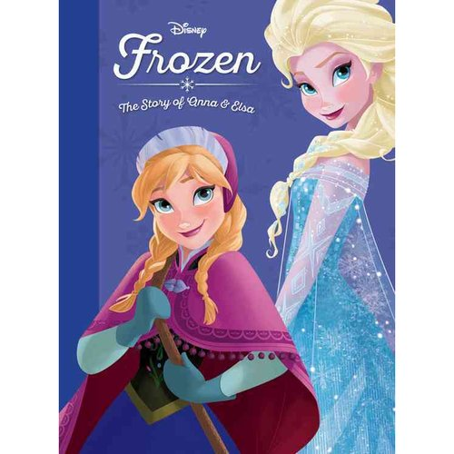 Frozen: The Story of Anna & Elsa