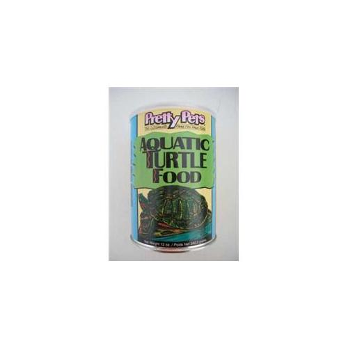 Pretty Bird International Spb77225 12-Ounce Aquatic Turtle Food Medium (Pack of 1) by PRETTY BIRD INTERNATIONAL INC