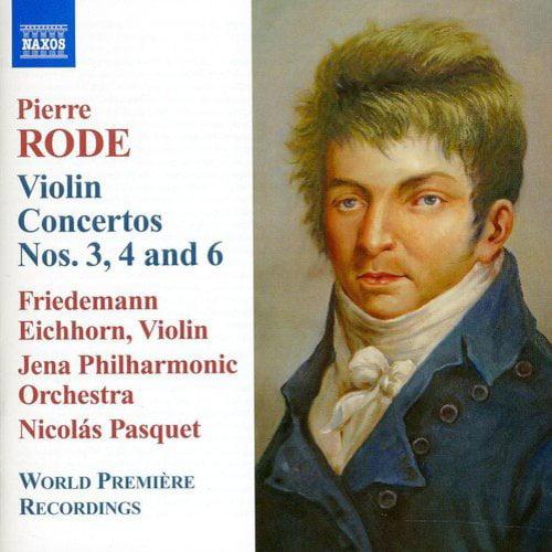 Violin Ctos 3 & 4 & 6