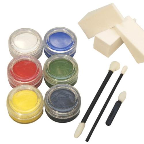 6 Color 10Ml Face Paint Set Custom Body Art Makeup Color