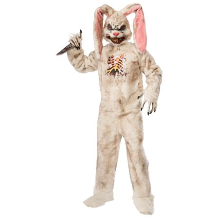 Halloween Rotten Rabbit Adult Costume - Adult Rabbit Costumes