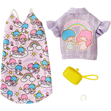 63aef1eda Barbie Hello Kitty Fashion 9 - Walmart.com