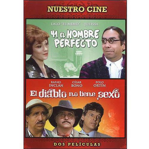 41 El Hombre Perfecto   El Diablo No Tiene Sexo (Dos Peliculas) (Spanish) (Full Frame) by Lionsgate